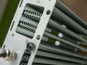 Die passive Kühlung von LED-Pflanzenlampen ist zuverlässig und langlebig, aber kostspielig