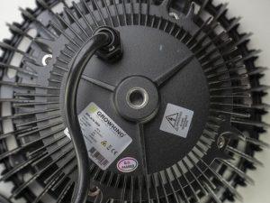 Die LED Wachstumslampe GK-Solaris200 verfügt über ein Schraubgewinde zur Aufhängung