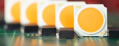 COB-LED zur Anwendung in Grow LED