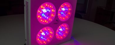 LED-Pflanzenlampe Neusius Dual 180VR
