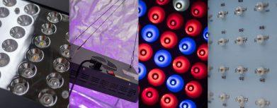 5 günstige LED-Pflanzenlampen haben an unserem Grow LED Test teilgenommen.